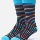 PACT(パクト メンズ)【EA1-MSP-BMS-1S】MEN'S-Premium Crew Sock-オーガニックコットン 靴下