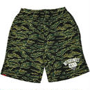 I.B.S.T.CAMO FRENCH TERRY SWEAT SHORT   TIGER STRIPE CAMO