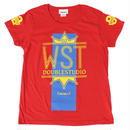(Wstudio)  WSTNGY  Tee レッド