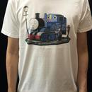 BANKSY バンクシー 機関車トーマスTシャツ