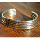 Banding Bangle(SILver×BRASS)