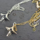 shootingstar Necklace#GOLD(TOP単体)