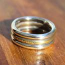 Banding Ring(Narrow) SV×BRASS