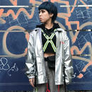 SILVER CORCH JACKET