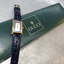 【Vintage GUCCI 】2600 SQUARE WATCH