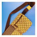 【Vintage GUCCI】 GG BODY BAG