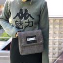 【CHARM'S】CHECK CHECK BELT BAG