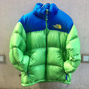 【THE NORTH FACE】USED DOWN_LIGHT GREEN