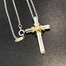 【 TIFFANY & Co. 】CROSS NECKLACE