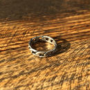 【ANTIQUE LIKE】CHAIN RING