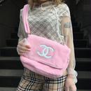 《CHANEL》NOVERTY PILE BAG  pink