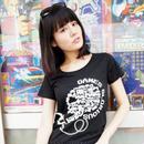 MIND CONTROL  Tunique T-Shirt  (Black)