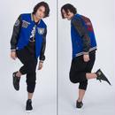 数量限定!【グラディウス SPECIAL  PACK】 パイロットジャケット (Cosmo Blue)  &  スニーカー