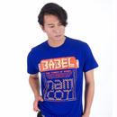 バベルの塔  T-Shirt (Blue)