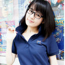 MAPPY Polo DressShirt  (NAVY)