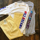 [DEADSTOCK] vintage YELLOWスラックス