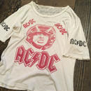 [USED] vintage AC/DC  Tee