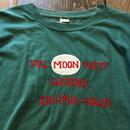 [USED] パンガン島 FULL MOON PARTY 刺繍Tee