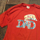 [USED] 70's A#1 DAD Tee
