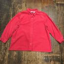 [USED] RED 太畝コーデュロイシャツ