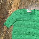 [USED] Cute♡GREEN Knit Tops