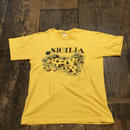 [USED] yellow🍋SICILIA TEE
