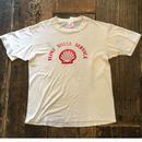 [USED]  vintage  SHELL プリントTee
