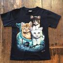 [USED] CATプリントシャツ