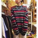 [USED] Wool ボーダーセーター