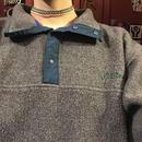 [USED] L.L.Bean いい配色のプルオーバーフリース