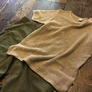 [USED] EURO メッシュ Tee  color:SAND