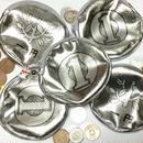[BENICOTOY] 1円玉コインケース