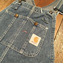 [USED] Carhartt DENIMオーバーオール