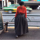 [USED] L.L. Bean デニムロングスカート