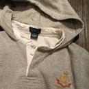 [USED] Polo by Ralph Lauren フード付きラガーシャツ