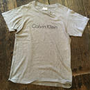 [USED] OLD Calvin Klein Tee