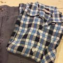 [USED] vintage ネルシャツ  kids