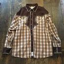[USED] BIGサイズ  ウエスタンシャツ