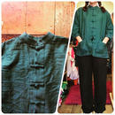 [USED] GREEN CHINA SHIRTS