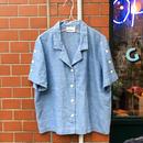 [USED]スッキリ大きめ開襟シャツ