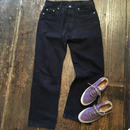 [USED] Levis 501 Black Denim