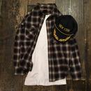 [USED]いい〜雰囲気! 渋色Checkシャツ