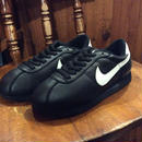 [USED] '97 NIKE CORTEZ BLK/BLK