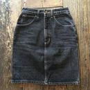[USED] BLACKデニムタイトスカート