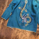 [USED] Vintageドラゴン刺繍 JKT
