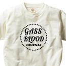 GASS BLOOD JOURNAL-Tee-A-ORGANIC