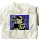 PUNKY SHEEP-Tee-A-ORGANIC