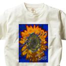 GASS FLOWERS-Tee-A-ORGANIC