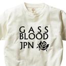GASS BLOOD JPN-Tee-A-ORGANIC