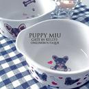 【単品】PUPPY MIU転写紙/パターン/ブラック×シナモン¥1280→
